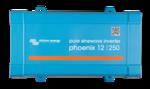 250VA Victron Phoenix Inverter UK (12/24/48V) with VE.Direct