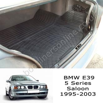 BMW E39 5 Series Saloon Boot Liner (1995 - 2003)