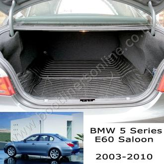 BMW E60 5 Series Saloon Boot Liner (2003 - 2010)