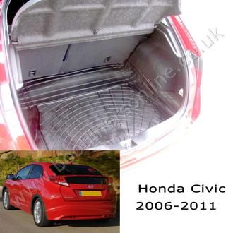 Honda Civic Boot Liner (2006 - 2011)