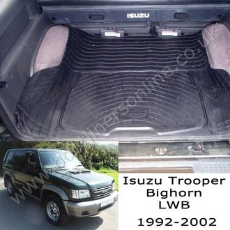 Isuzu Trooper Bighorn LWB Boot Liner (1992 - 2002)