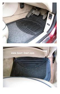 Rover 75 Touring  Rubber Floor Mats - set of 4