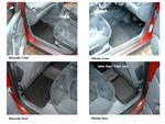 Citroen C5 Estate Rubber Floor Mats - set of 4
