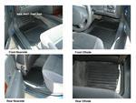 Vauxhall Omega Saloon Rubber Floor Mats - set of 4