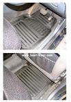 Citroen C5 Saloon Rubber Floor Mats - set of 4
