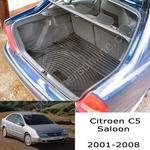 Citroen C5 Saloon Boot Liner (2001 - 2008)