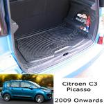 Citroen C3 Picasso Boot Liner (2009 on)