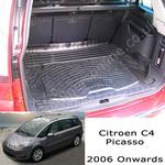 Citroen C4 Picasso Boot Liner (2006 on)