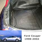 Ford Cougar Boot Liner (1998 - 2002)