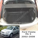 Ford Fiesta Mk 5 Boot Liner (2002 - 2008)