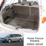 Ford Focus Estate Boot Liner (2005 - 2010)