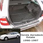 Honda Aerodeck Estate Boot Liner (1990 - 1997)