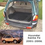 Hyundai Santa Fe Boot Liner (2001 - 2006)