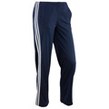 Adidas Kids Essential 3S (Open Hem) Polyester Pant - Collegiate Navy