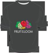 Fruit of the Loom Screen Stars Light Graphite