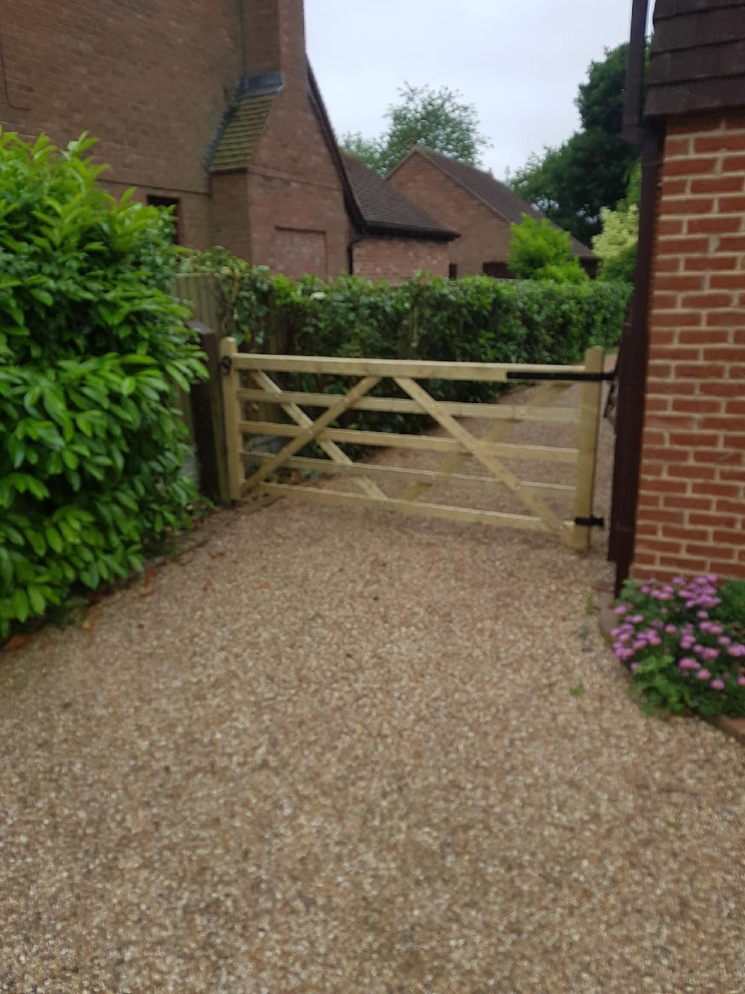 Driveway Field Gate Farm And Country Fencing