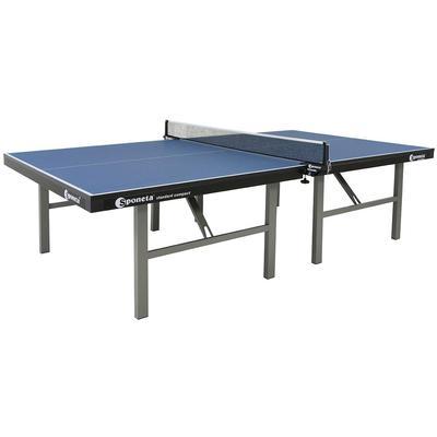 Sponeta Profiline Standard Compact 25mm Indoor Table Tennis Table - Blue