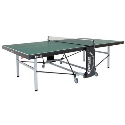 Sponeta Deluxe Compact 6mm Outdoor Table Tennis Table - Green