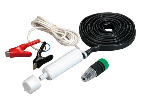 12 volt Inline/Sub Pump + Washdown Kit