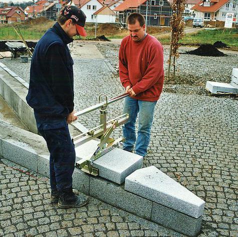 Probst TSV Concrete Step Handles