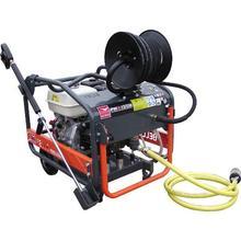 Pressure Washer Belle PWX15/250bar  Diesel + Hose Reel