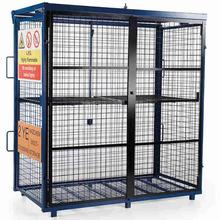 Van Vault S10360 Fold-away Gas Cage