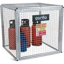 Armorgard GGC4 Gorilla Modular Gas Bottle Cage 1200 x 1200 x 1200
