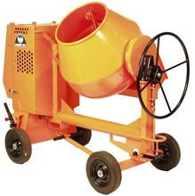 Concrete  Mixer Belle Yanmar Diesel Engined Premier 100XT - 250 litres