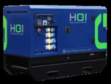 Generator HGI HRD270T1 Super Silenced 1500rpm Diesel 27 Kva