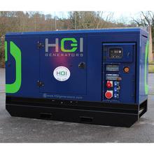 Generator HGI HRD600T1 Super Silenced 1500rpm Diesel 60 Kva