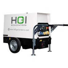Generator HGI SKD60I Silent 3000rpm Diesel 6.0kVA