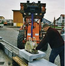 Probst SM-600 Vacuum Stone Magnet