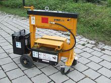 Probst AL43/SH-14 Electro-Hydraulic Rigid Blade Block Paving Cutter