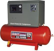 Compressor Sealey SAC42755BLN 270ltr Belt Drive 3-Phase