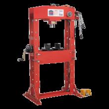 Air/Hydraulic Floor Press Sealey YK509FAH 50tonne