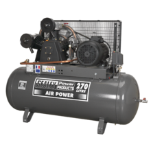 Compressor Sealey SAC32775B 270ltr Belt Drive 7.5hp
