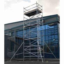 Scaffold Tower Lyte HILYTE500 Aluminium  0.85m x 1.8m x 7.2m