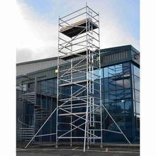 Scaffold Tower Lyte HILYTE500 Aluminium  0.85m x 1.8m x 8.2m