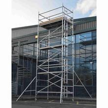 Scaffold Tower Lyte HILYTE500 Aluminium 2.5m x 1.45m x 6.2m