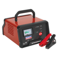 Battery Charger Sealey AUTOCHARGE10S High Frequency 6/12V 10Amp