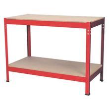 Workbench Sealey AP1210 1.2mtr Steel/Wood