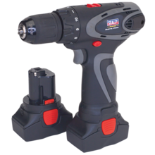 Cordless Drill/Driver Sealey CP6004 14.4V 2Ah Lithium-ion