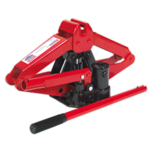 Scissor Jack Sealey HSJ07 Hydraulic 700kg