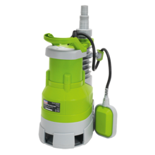 Submersible Dirty Water Pump Sealey WPD235P Automatic 225ltr/min 230V