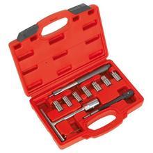 Diesel Injector Cleaner Set Sealey VS2055 6pc