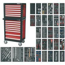 Tool Chest Sealey APTTC02  c/w 1231pc Tools