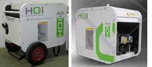 Generator HGI SKD26D 2.6Kva Silent 3000rpm Diesel