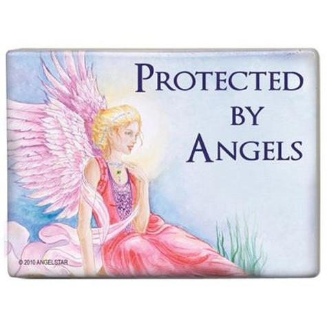Protected by Angels Magnet