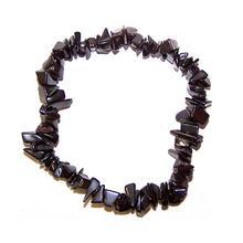 Hematite Crystal Power Chip Bracelet