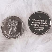 Guardian Angel Keepsake/Protection Coin